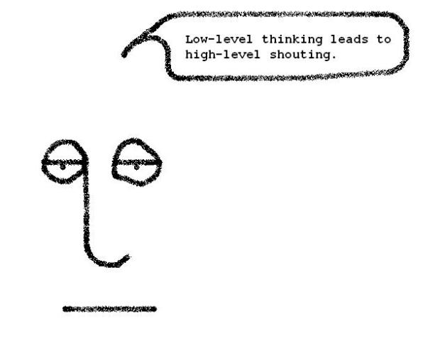 quolowlevelthinking