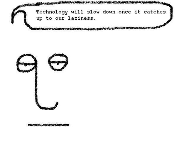 quotechnologylaziness