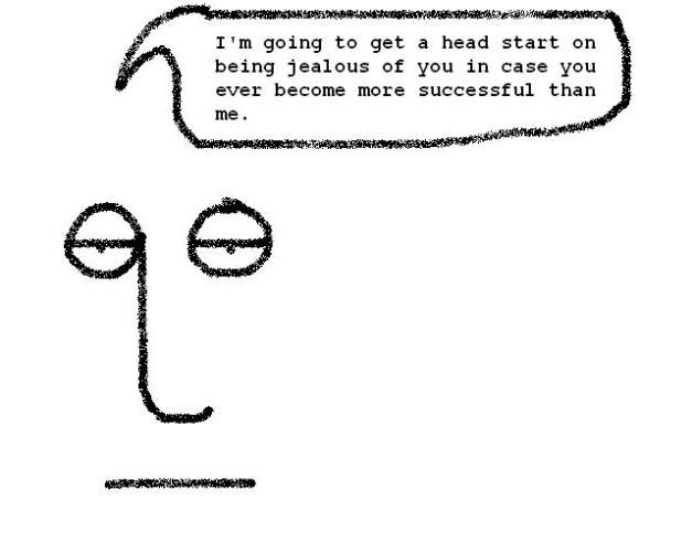quoheadstartonjealous