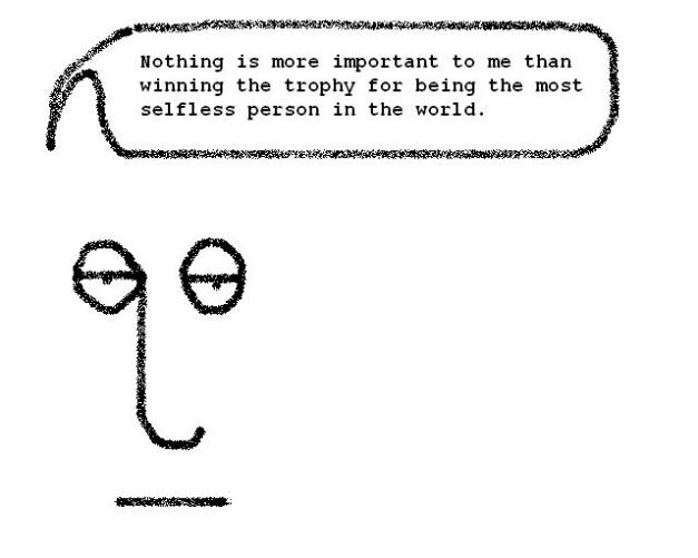 quoselflesspersonaward