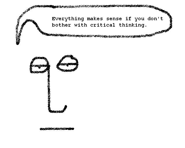 critical thinking theory
