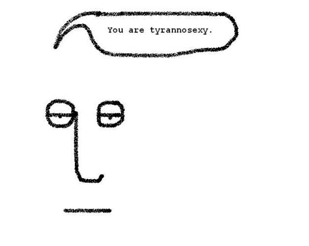 quotyrannosexy