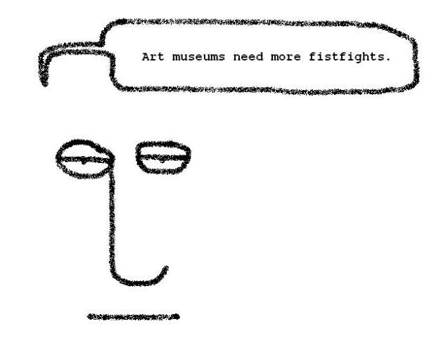 quoartmuseumfistfights