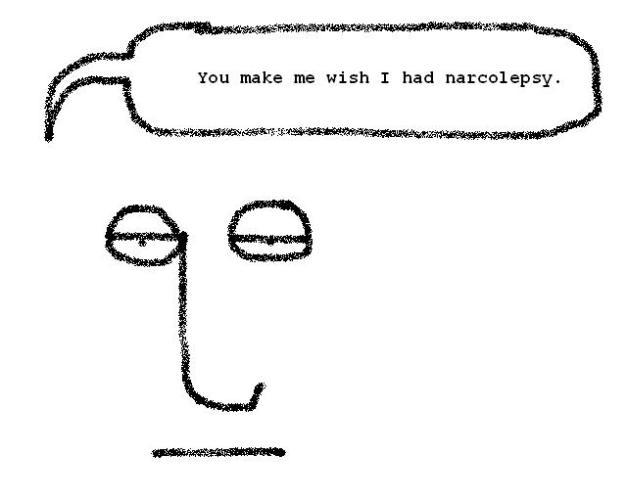 quonarcolepsy