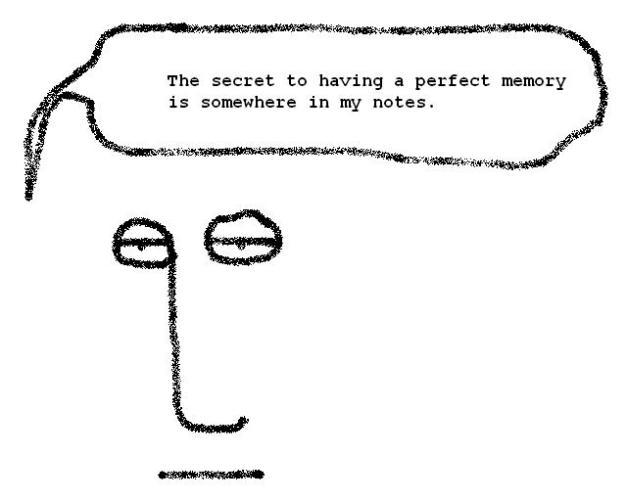 quoperfectmemory