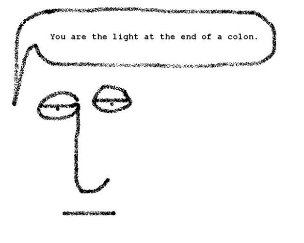 quolightatendofcolon