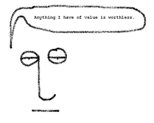 quoworthlessvalue