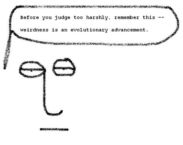 quoweirdness