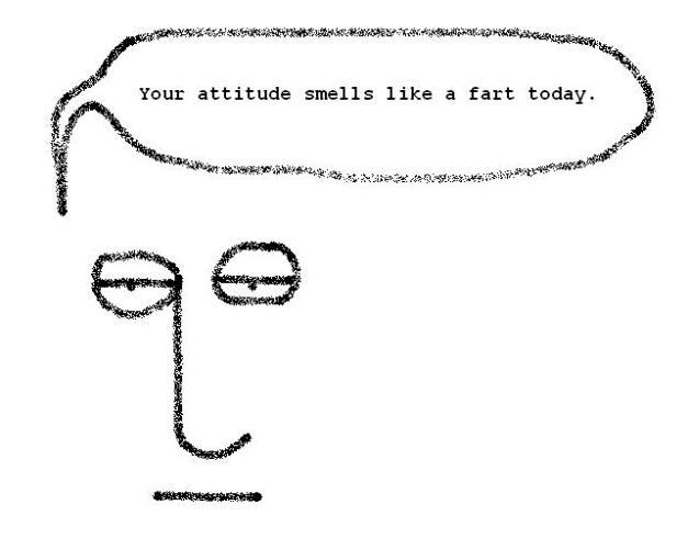 quofartattitude